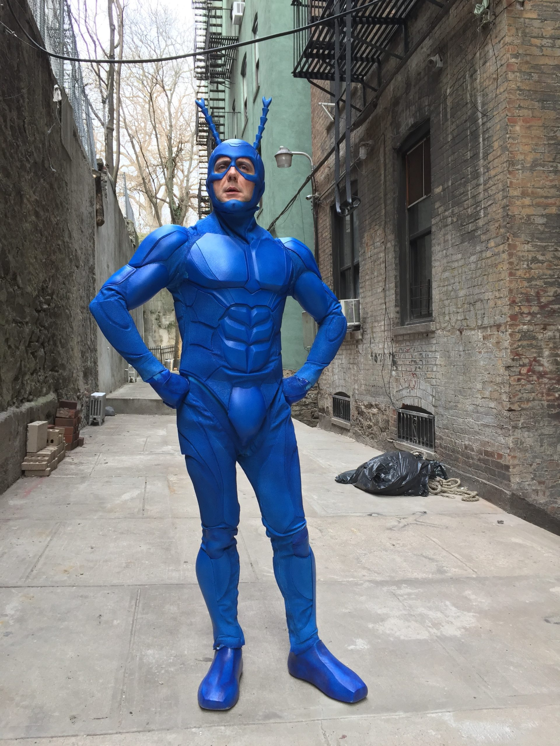 THE TICK CHARACTER PHOTO