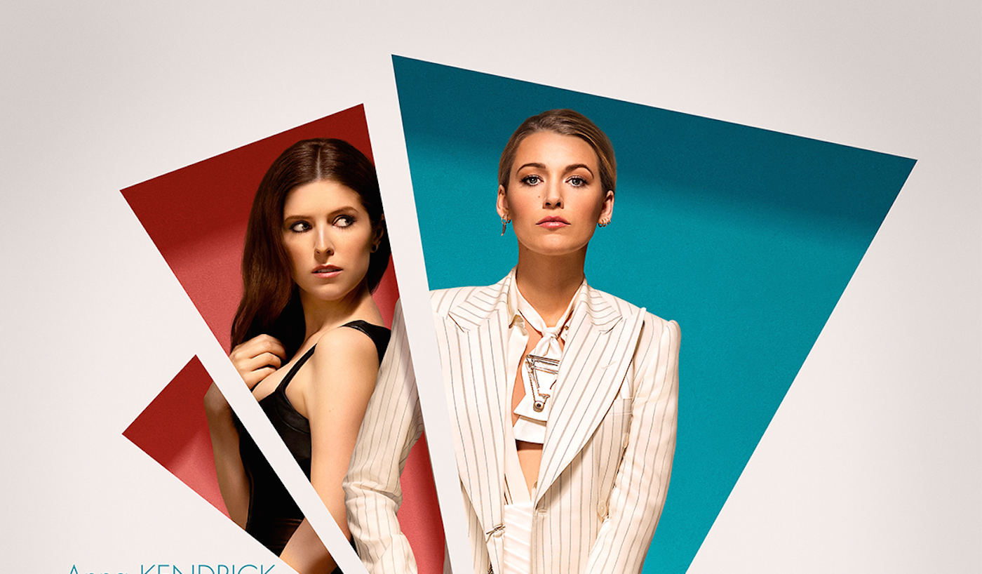 Anna Kendrick and Blake Lively star in A Simple Favor