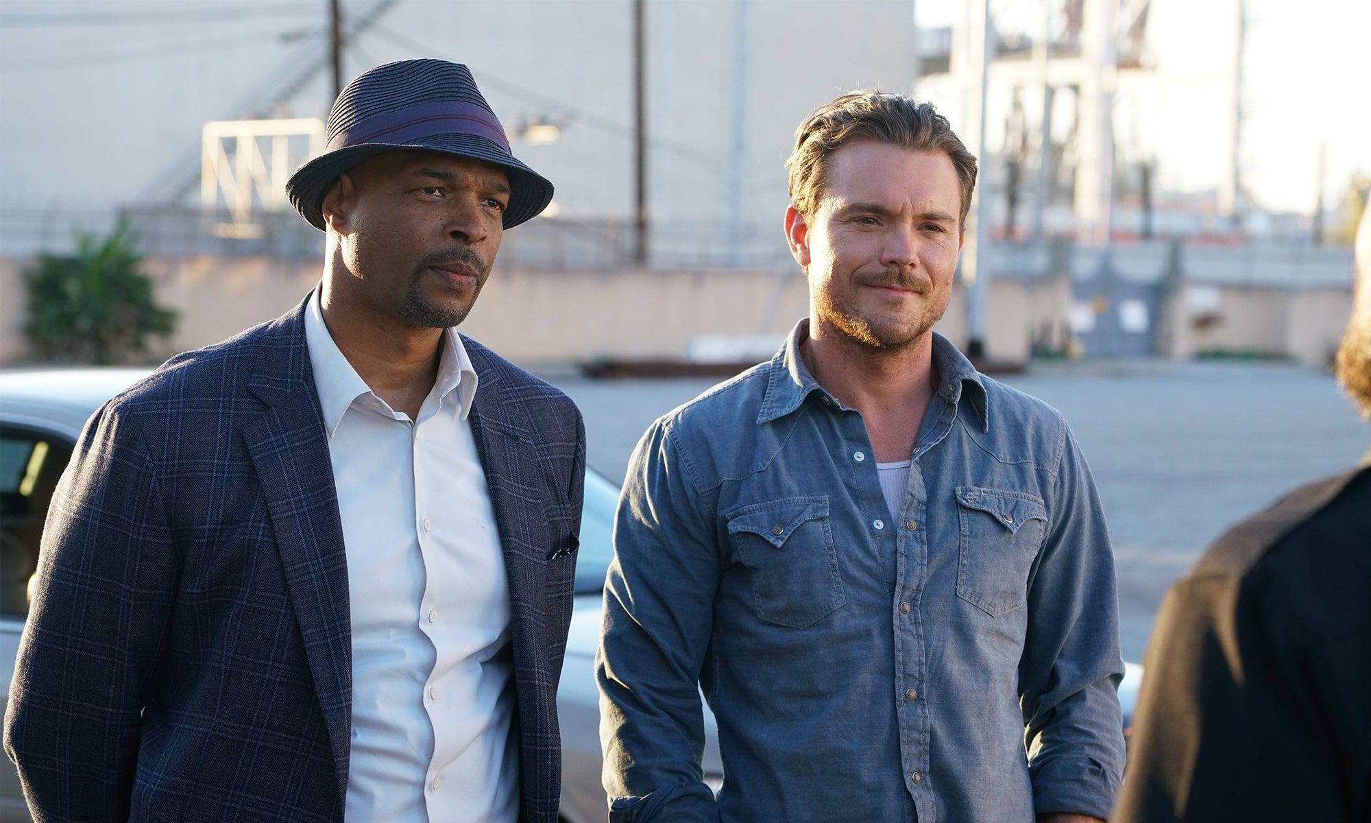 Lethal Weapon Banner Image