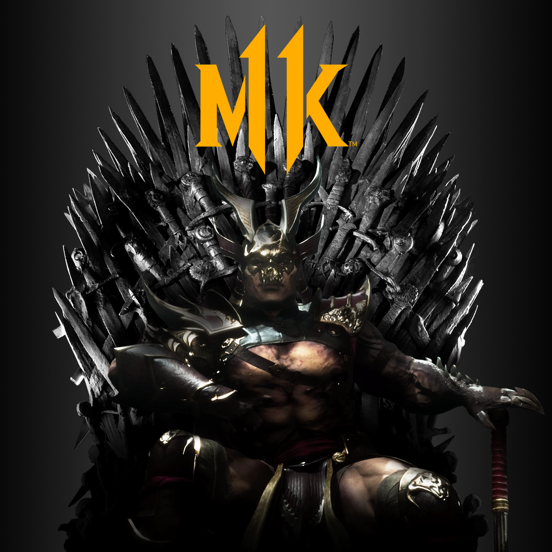 MK11 For The Throne