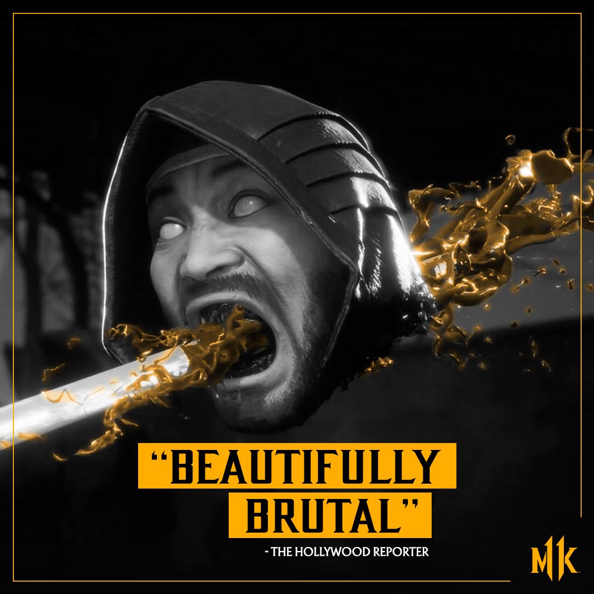 MK11 Golden Review