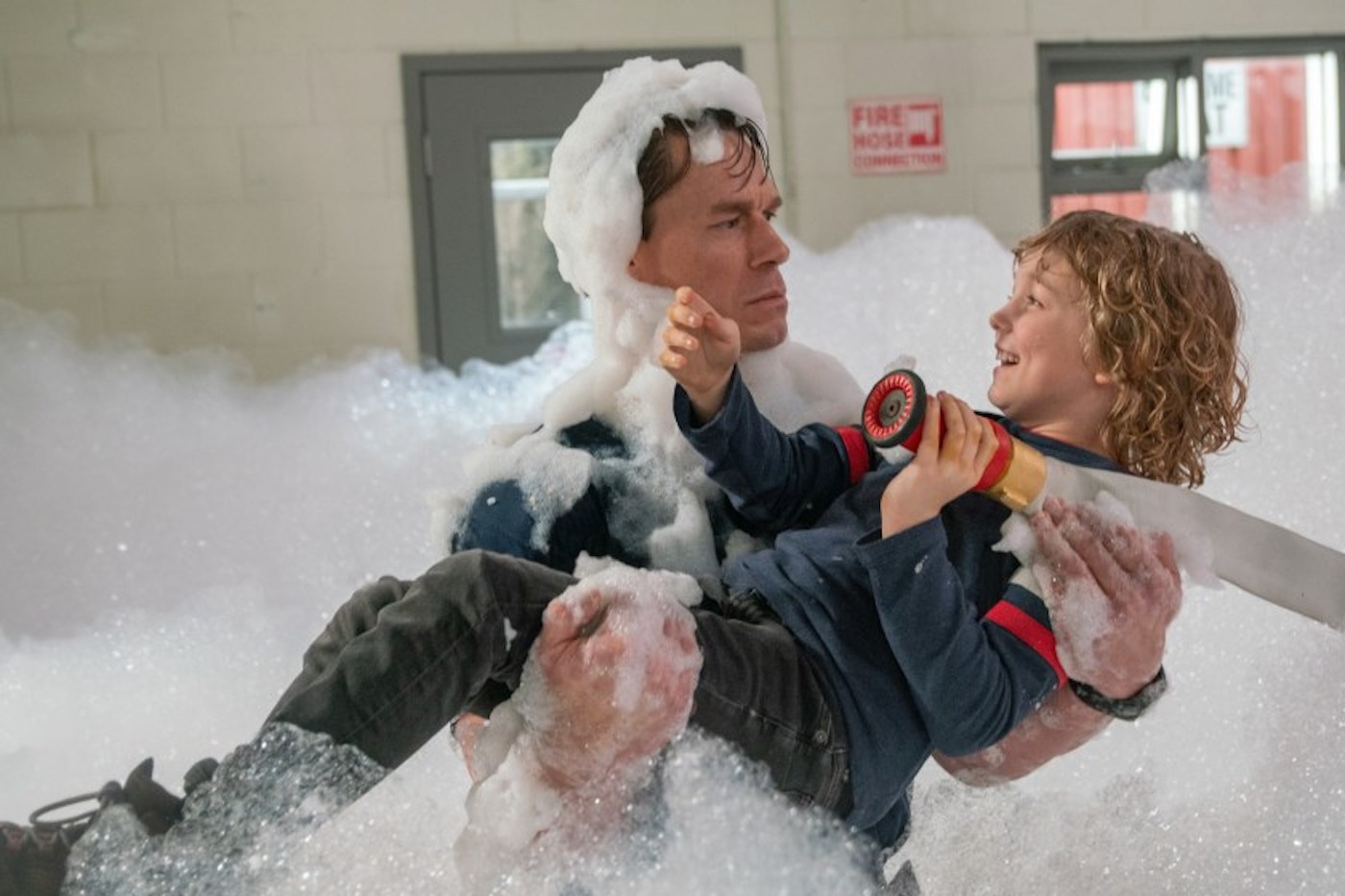 John Cena stars in Paramount's Playing with Fire