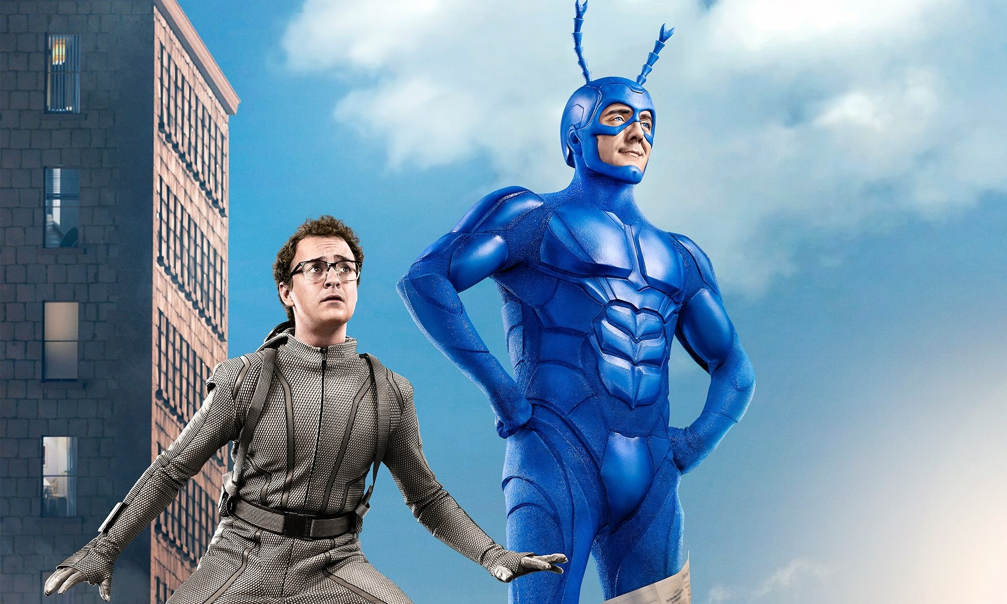 THE TICK BANNER IMAGE