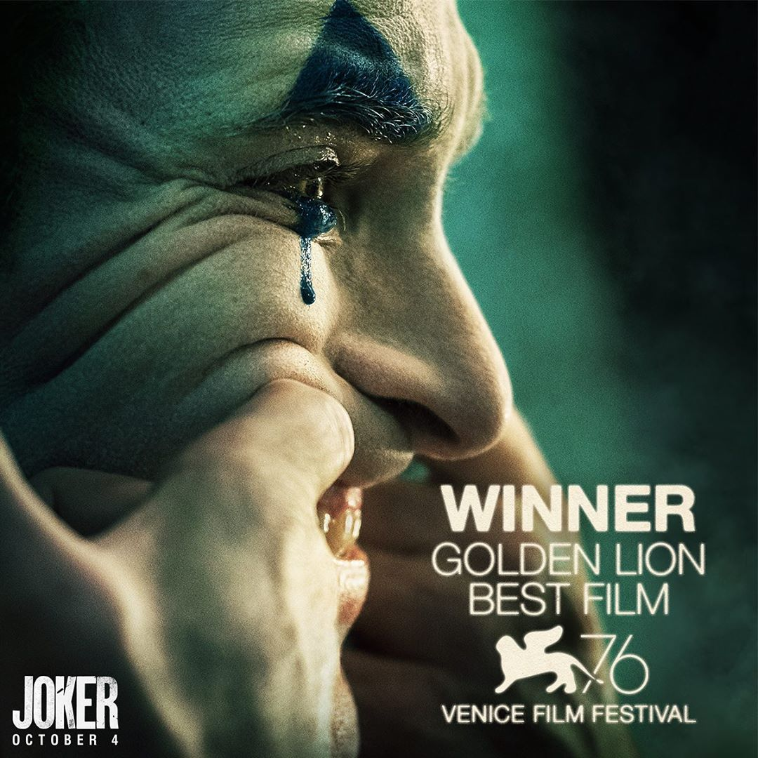 Winner Golden Lion - Best Film