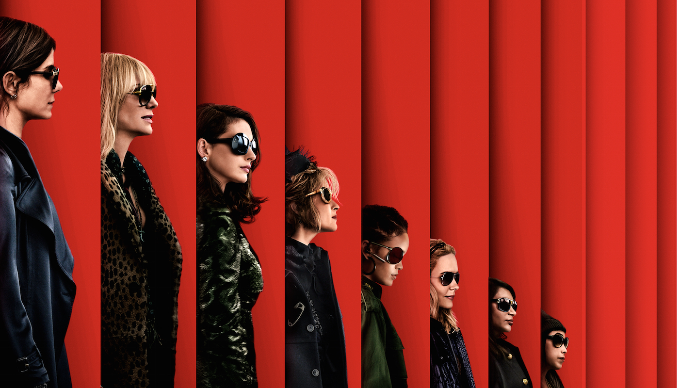 The Cast of Ocean's 8