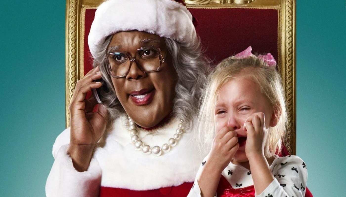 Tyler Perry in Madea Christmas