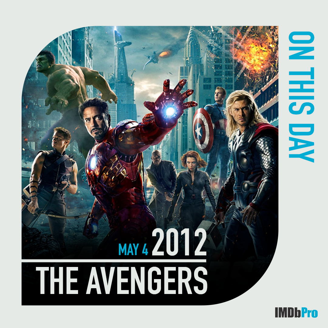 On This Day The Avengers