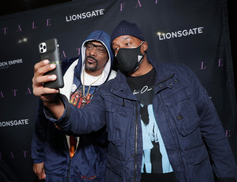 Snoop Dog and Deon Taylor